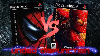 Spiderman The Movie The Games The Comparison The Video - Unded Disfunction
