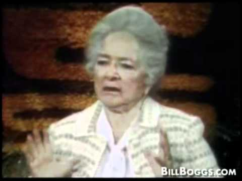Lillian Gish, Helen Hayes, & Mary Martin Interview with Bill Boggs