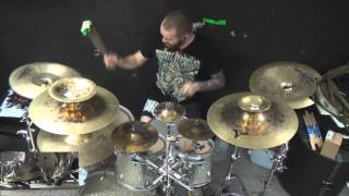 Sylosis-What Dwells Within Drum Cover