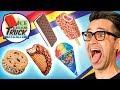 Ice Cream Truck Taste Test: Finals