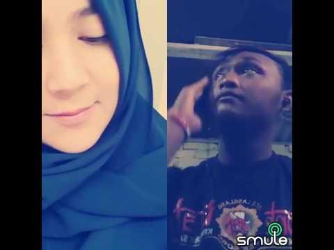 Duet smule suara keren,,,,cinta dalam doa SAUQY