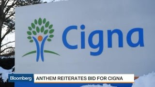 Inside Cigna's Rejection of a $47B Anthem Offer