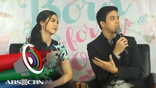 Elmo and Janella share first impressions of each other