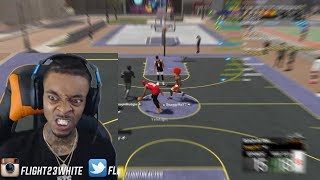 FlightReacts FURIOUS After Same HATER PULLS UP On HIM EVERYDAY In MyPark   NBA 2K19