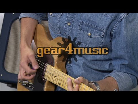 Knoxville Electric Guitar by Gear4music