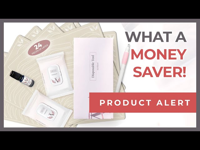 How To SAVE MONEY While Practicing Microblading