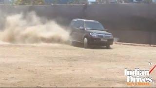 Tata Storme Drifting | Tata Xtreme Drive Expiriance