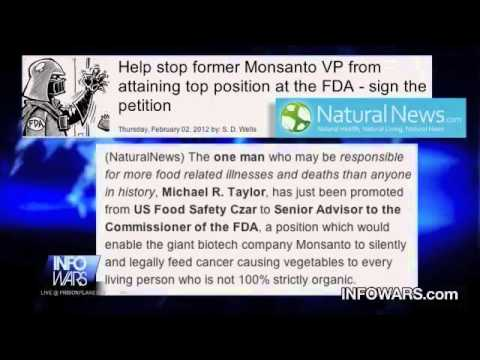 Monsanto and Revolving Doors