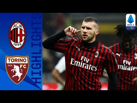 AC Milan 1-0 Torino | Rebic first-half goal secures 3-points for Rossoneri | Serie A TIM