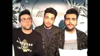 Il Volo from the Latin Grammy 2015