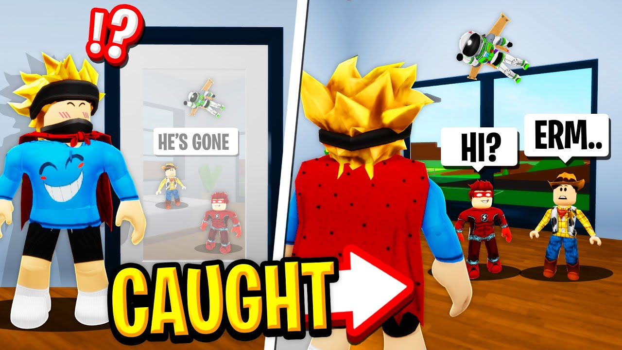 My TOYS were ALIVE in Roblox BROOKHAVEN RP!! (Funny)