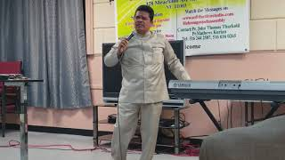 Message By K.A.Abraham at Hebron Assembly Elmont NY