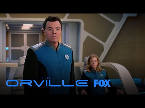 Captain Mercer Receives A Weird Message From His Parents | Season 1 Ep. 2 | THE ORVILLE