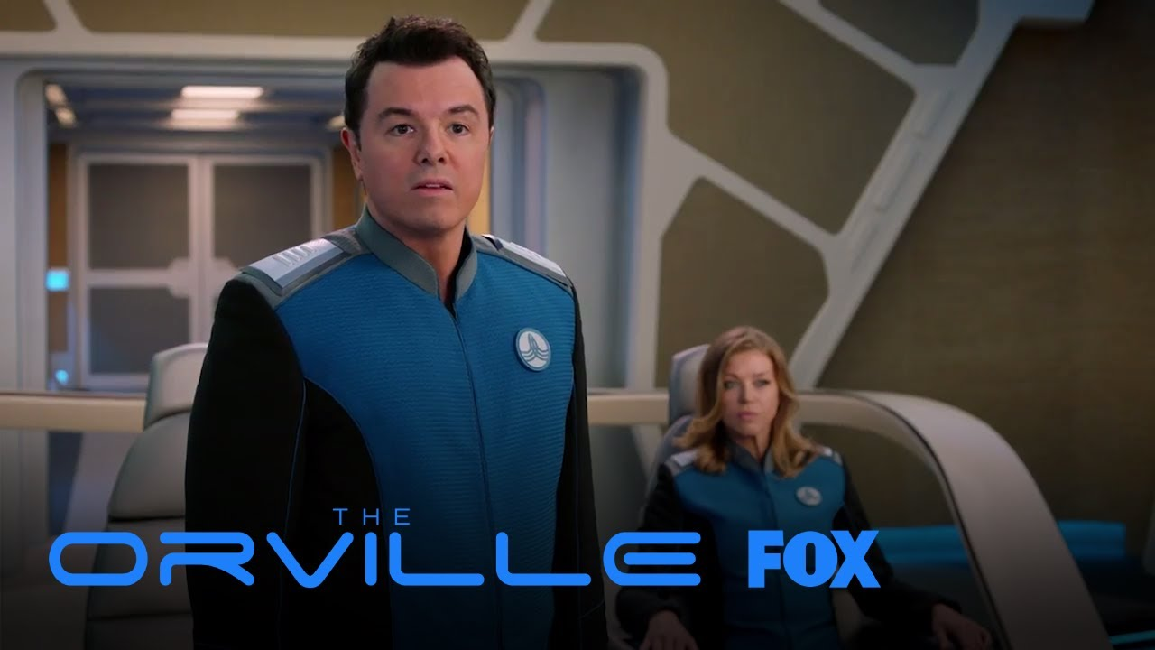 Download Captain Mercer Receives A Weird Message From His Parents   Season 1 Ep. 2   THE ORVILLE