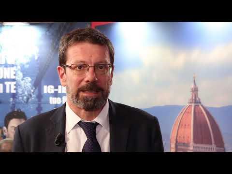 Il Prof Alessandro Armuzzi al IX Congresso Nazionale IG - IBD