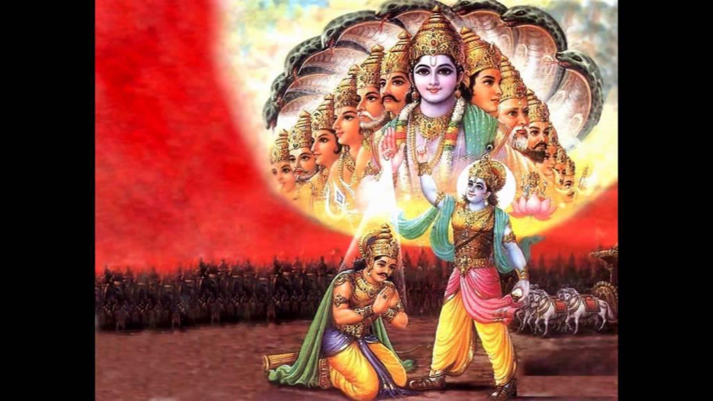 krishna vishwaroop