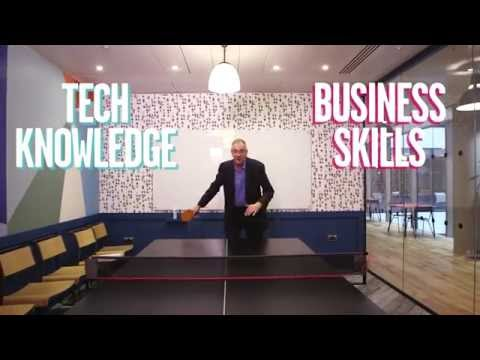Staying Relevant: Digital Business Academy Case Study: David