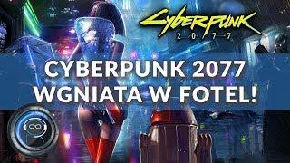 Reakcja na gameplay Cyberpunk 2077!