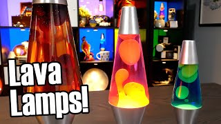 What exactly is the goop inside a lava lamp?