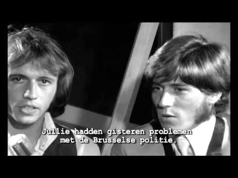 The Bee Gees - Interview on the set of Idea Special (1968)