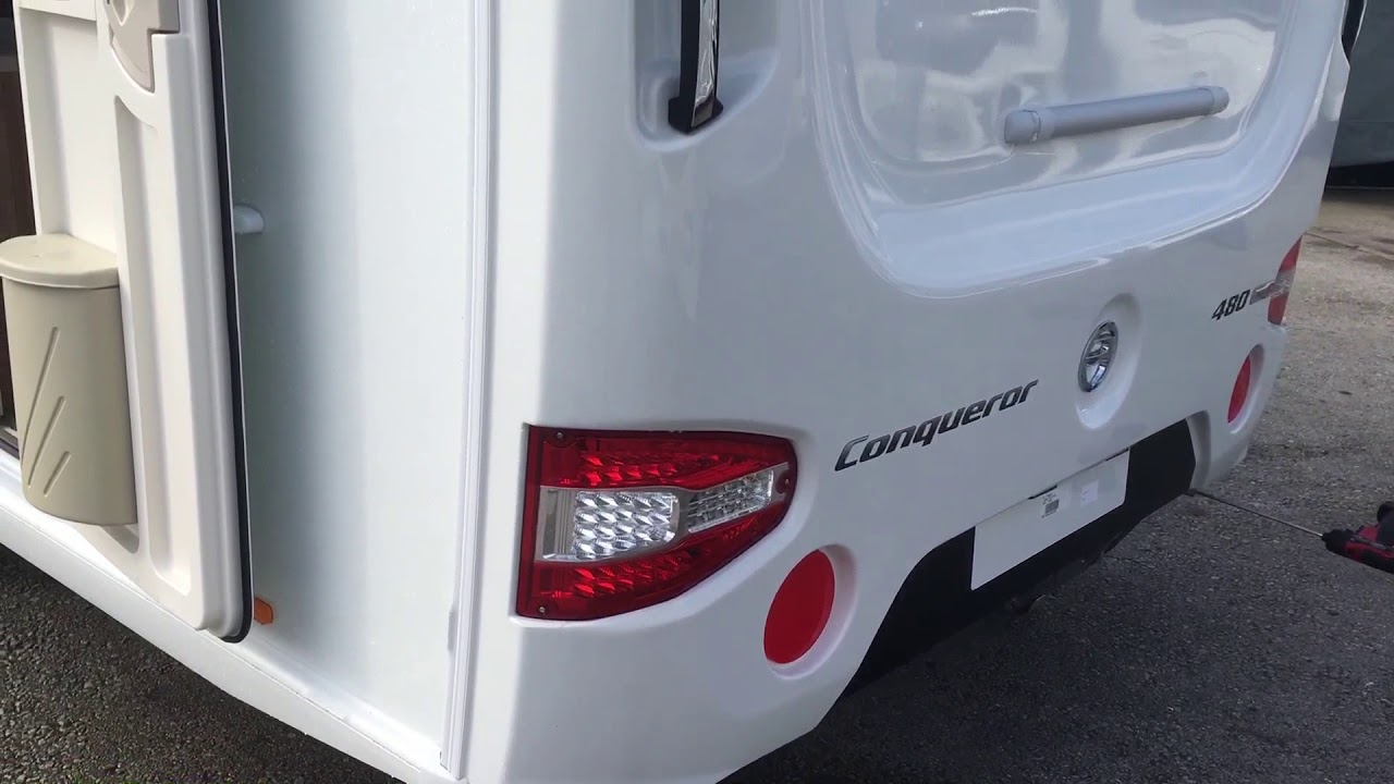 Swift Conqueror 480 2018 for sale   New Swift Just arrived in stock today  at North Western Caravans