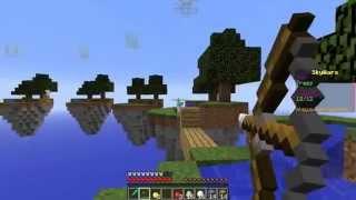 DANIREP CANTANDO!!! JAJAJA - Sky Wars Minecraft