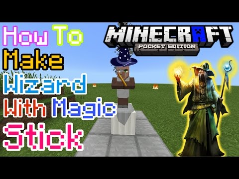 minecraft how to make a stick