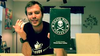 Death Wish Coffee Review ☠️☕️