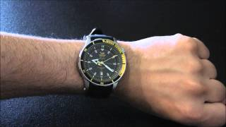 Vostok Europe Anchar Watch Review