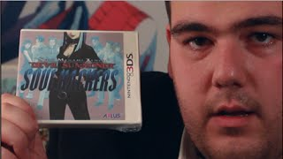 Shin Megami Tensei: Devil Summoner Soul Hackers Unboxing & Review