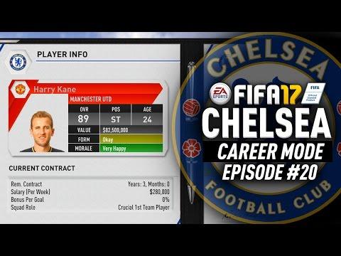 $450 MILLION SPENT ON TRANSFERS!!! FIFA 17 Chelsea Career Mode #20