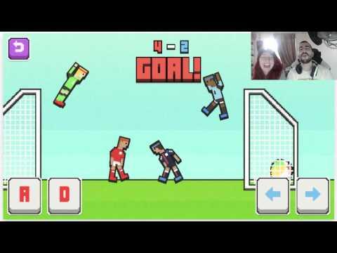 Забавни Игри: Soccer Physics Хахахахаххахахахаххаах