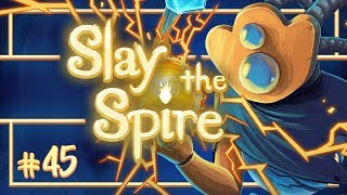 Let's Play Slay the Spire: Focused/Neon? - Episode 45