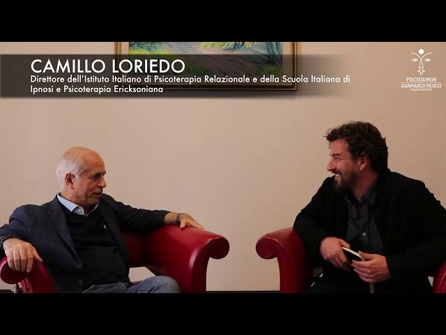 Camillo Loriedo: Milton Erikson e il disagio come risorsa - a cura di Gianmarco Meucci