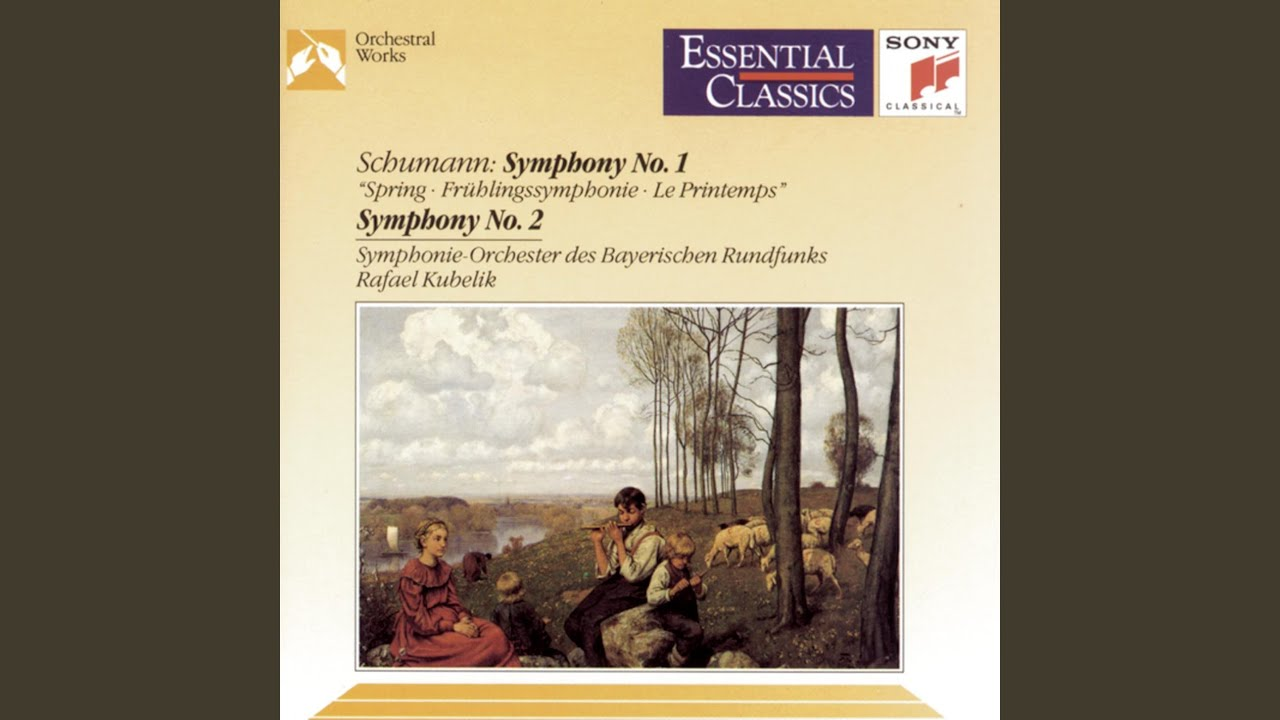 Symphony No. 1 in B-Flat Major, Op. 38