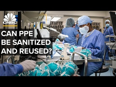 Can PPE Be Cleaned And Reused?