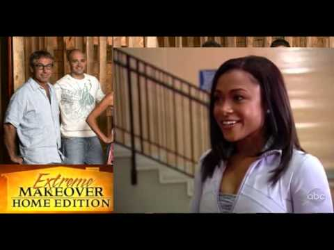 extreme makeover home edition s08e11 Gaston Family - YouTube