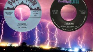 STORMS (Jody Reynolds) -  Thunder (1959) Hot Surf/Rocker Instrumental