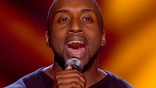 The Voice UK 2013 | Trevor Francis performs