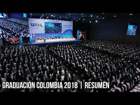 Graduación de Colombia 2018 - Resumen | UNIR COLOMBIA