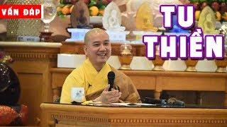 Vấn đáp hay Thầy Thích Pháp Hoà : Ngồi Thiền