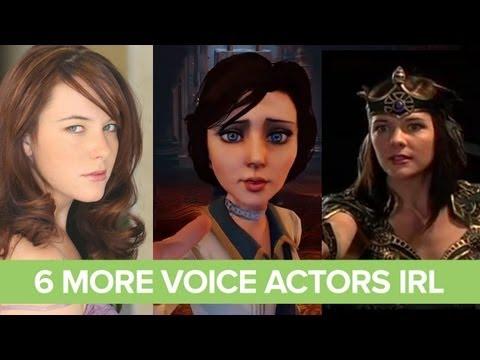6 Videogame Voice Actors in TV and Movies  Nolan North, Elias Toufexis, Keith David  Pt. 2