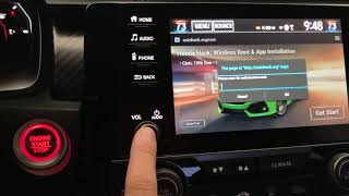 How To Install Honda Hack and Netflix On 10th Gen Honda Civic 20162020 All Models