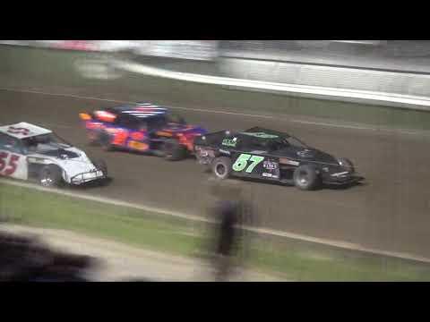 Sport Mod B-Main Lafayette County Speedway 9/15/18