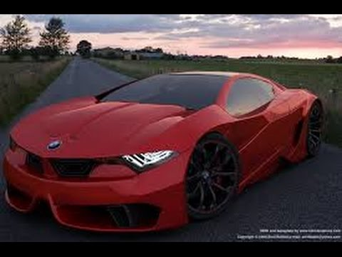 sports car game - new bmw car 2018 - leds - YouTube