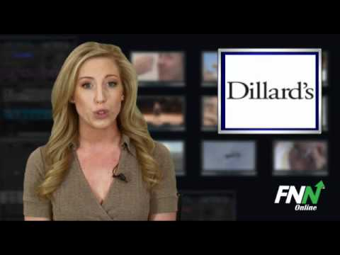 Dillard's Up 17.3%, After Company Forms New Units