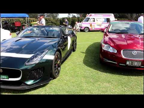 2018 Jaguar Drivers Club Australia Display Day