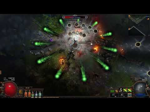 3.1 Path of Exile - Poet's Pen Inquisitor - T12 Villa