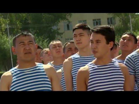ВДВ 2015 Казахстан