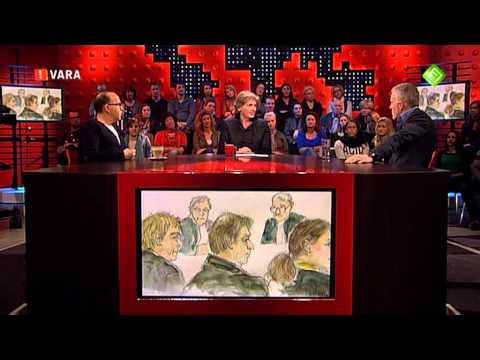 DWDD - Peter R. De Vries Over Willem Holleeder... (Foto)
